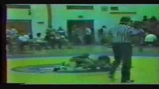 1980 Region I Finals 170 lbs