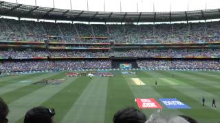 ICC Cricket World Cup 2015 - India v South Africa in Melbourne Feb 22