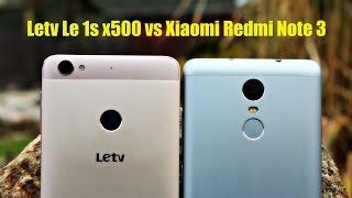 Xiaomi Redmi Note 3 vs Letv LeEco Le 1s X500 Camera Comparison
