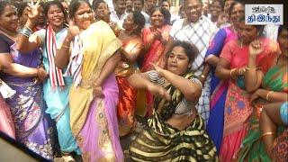 Jayalalithaa wins RK Nagar by-election | ADMK supporters on celebration mode | Tamil The Hindu