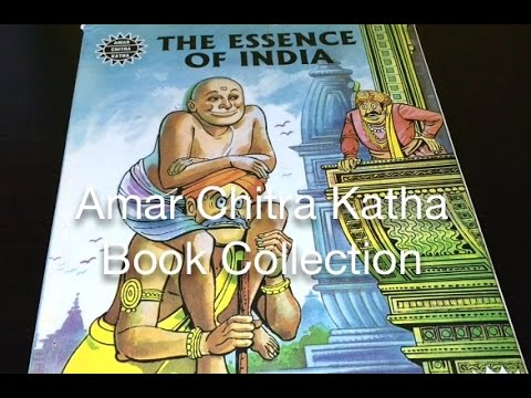 Amar Chitra Katha Book Collection