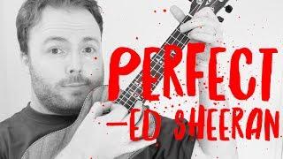 PERFECT - ED SHEERAN (EASY UKULELE TUTORIAL!)