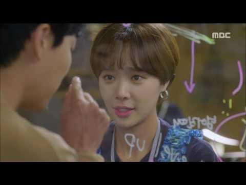 [Lucky Romance] 운빨로맨스 ep.12 Ryu Jun-yeol andl Hwang Jung-eum began a love affair 20160630