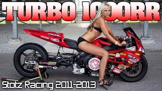 Stotz Racing turbo Honda CBR 1000rr promo video 2013
