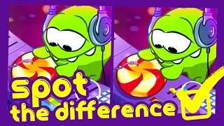 Om Nom Stories - Spot The Difference - Full Season 4 - Kedoo ToonsTV