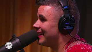 "Rostam performing ""Wood"" Live on KCRW"