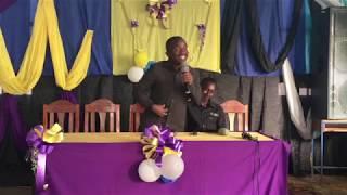 "Pr. David Mmbaga,""Tough Times for good Reasons"""