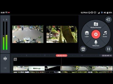 Xxx Mp4 Cara Menggabungkan 2 Video Dalam 1 Layar Menggunakan Android Kinemaster 3gp Sex
