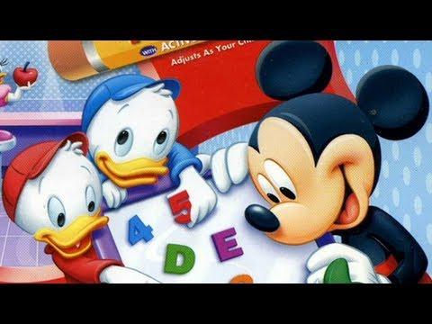 Disney s Mickey Mouse Preschool