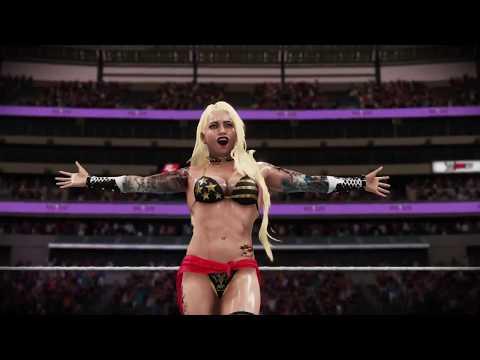 Xxx Mp4 WWE 2K18 Gal Gadot Vs Zatanna Vs Angela Strom Triple Threat Elimination Match 3gp Sex