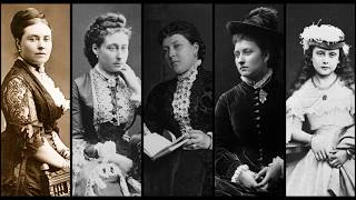 Queen Victoria & Prince Albert's Daughters