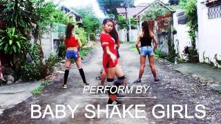 Timeflies - Mia Khalifa Perform by Baby Shake Girls