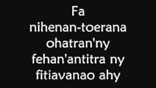 Gangsta'Bab - Dia Maninona (Lyrics)