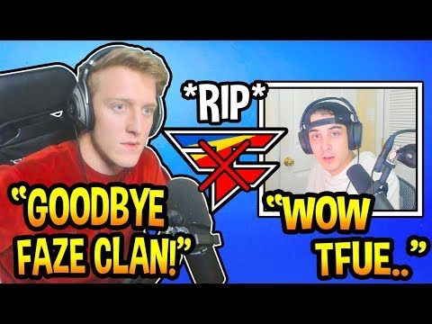 Tfue *OFFICIALLY* Admits He's