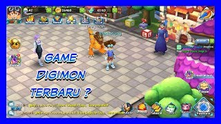 Wah Game Digimon Terbaru ? || Digimon Data Squad Indonesia #1