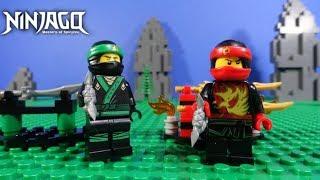 LEGO NINJAGO Kai & Lloyd Spinjitzu Master