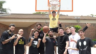 FaZe vs. FaZe - Basketball Challenge