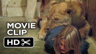 Roar Movie CLIP - Help (2015) - Melanie Griffith Movie HD