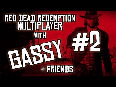 Red Dead Redemption Free Roam w Gassy Diction & Chilled 2