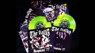 THE FIALKY -- Kapitán 77 2011 (celé album / Full Album)