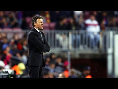 Luis Enrique`s best moments as FC Barcelona manager ● 2014-2017 ● HD
