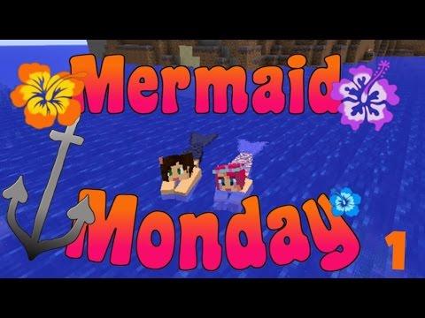 Mermaid Mondays! Ep.1 Toby Turtle!   Amy Lee33