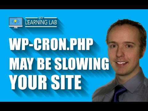 Xxx Mp4 Wp Cron Php May Be Slowing Your Site Create A Server Cronjob Instead WP Learning Lab 3gp Sex
