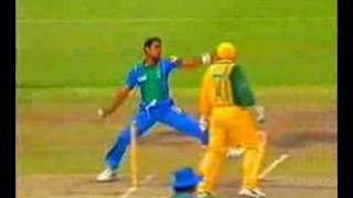 AUSTRALIA vs SRI LANKA, 1995/1996 WSC 1st FINAL