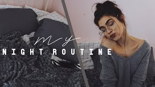 My Fall Night Routine | Elesa Anthony