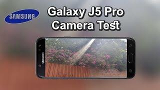 Samsung Galaxy J5 Pro Camera
