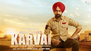 KARVAI (Full Video) Tarsem Jassar | Latest Punjabi Songs 2017 | Vehli Janta Records