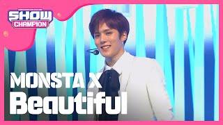 Show Champion EP.222 MONSTA X - Beautiful