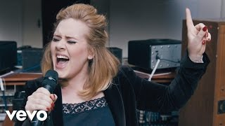 Adele - When We Were Young (Live at The Church Studios)