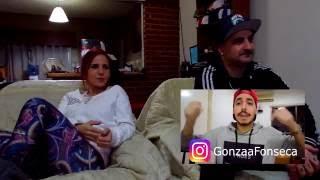 gonzaa fonseca vs lore y roque - video reaccion al video critica de LA MEMA