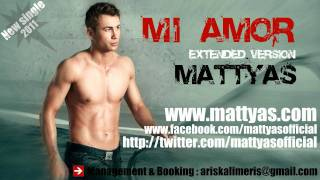 Mattyas - Mi amor [Official Extended version]