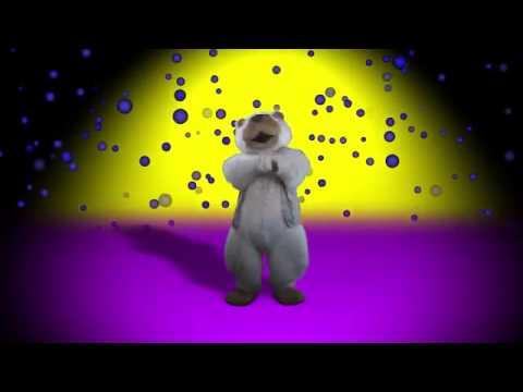 Energizer Dance Charlie Bear Bada Boop
