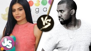 WTF?! Kanye Challenging Kylie Jenner with New Cosmetics Line -JS