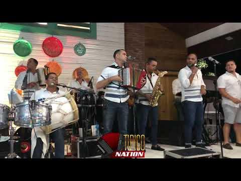 La Banda Real Hatillo Palma Ft. Caliman La Voz Fiesta Privada 2019