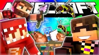 Minecraft Do Not Laugh | MAKING OUT WITH THE FROG KING?!