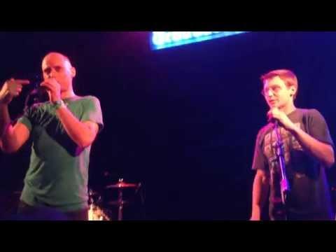 Rick Grimes Vs. Walter White Epic Rap Battles of History Live!