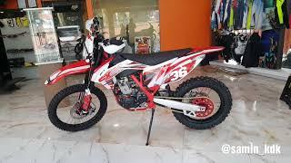 CrossX 250S New Dirt Bike in Nepal