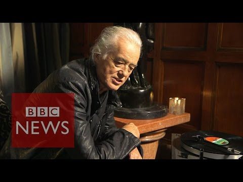 Jimmy Page How Stairway to Heaven was written BBC News