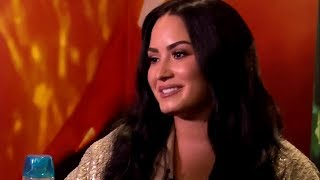 Demi Lovato Opens Up About Having Suicidal Thoughts At THIS Age