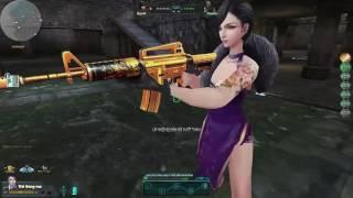 Fan Cậu Bé Ngu Ngơ   Bình Luận Truy Kich AR15 + Cận Chiến Zombie