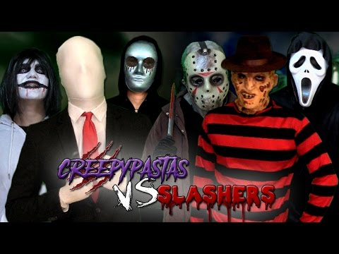 Xxx Mp4 Creepypastas Vs Slashers Batalla Final De Rap Especial Post Halloween Keyblade 3gp Sex