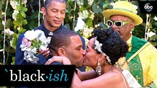 Dre & Bow Through the Years - black-ish