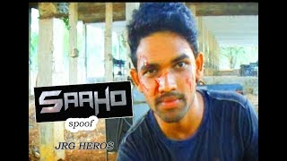 Saaho Teaser By Jrg Heros || Asif Productions ||  Rajesh Tech Tv