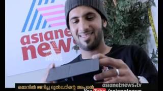 Abdurrahman mad hushi from Oman Who Look similar to Actor Dulquer Salmaan