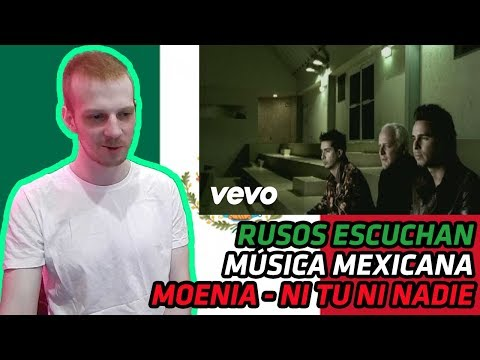 Xxx Mp4 RUSSIANS REACT TO MEXICAN MUSIC Moenia Ni Tu Ni Nadie REACTION 3gp Sex