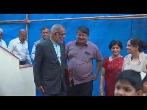 Speech of Dr. Narendra Jadhav at Savarkar Smarak (Marathi)